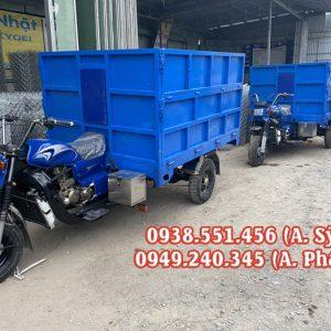 Xe ba bánh chở cơm canh giá rẻ, chất lượng, hàng chính hãng