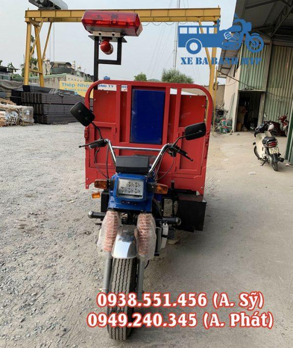 Mua xe 3 bánh cứu hỏa giá rẻ tại Mạnh Tiến Phát