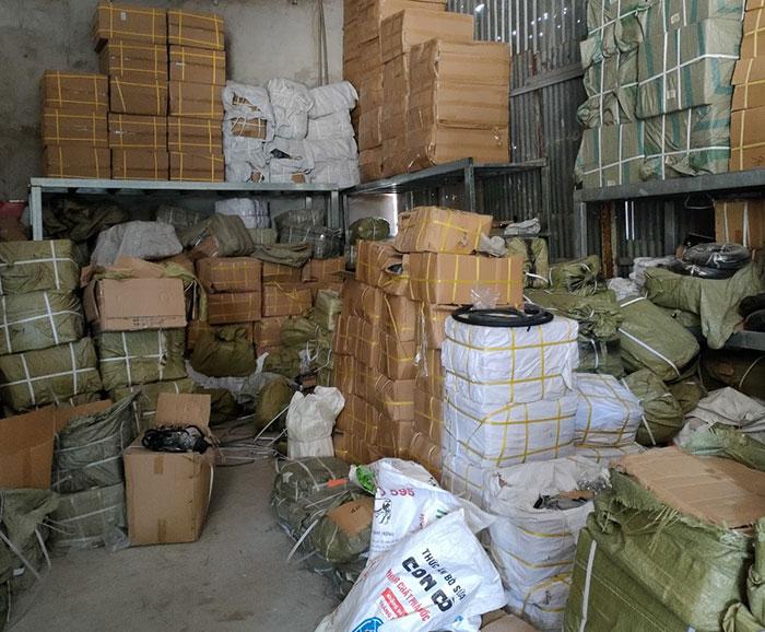 Bảng giá linh kiện, phụ tùng xe ba bánh Trung Quốc (Loncin, Xinyiang) nhập khẩu