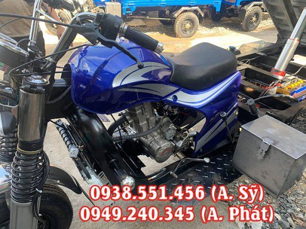 Xe ba bánh Yinxiang 175cc, 200cc, 250cc