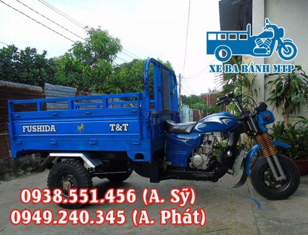 Xe ba bánh T&T Fushida Trung Quốc nhập khẩu