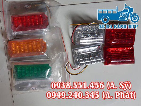 Đèn xi nhan có giá từ 40.000 đồng đến 150.000 đồng
