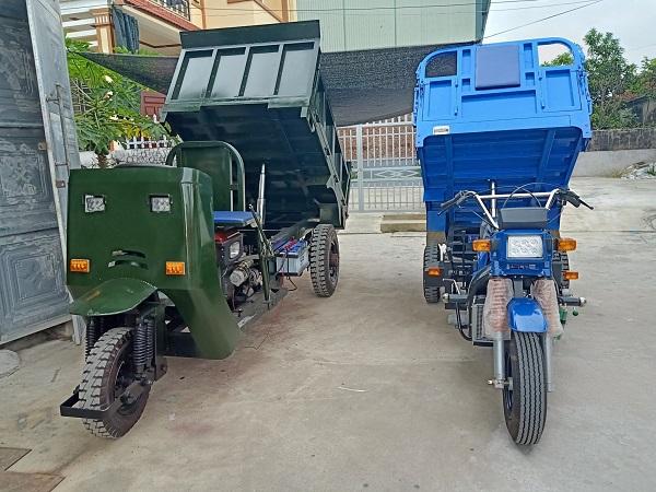 Xe ba bánh Nam Định có chất lượng tuyệt vời và đầy đủ hồ sơ kiểm định chất lượng