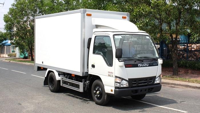 Xe tải vận chuyển hàng hóa nhanh chóng và tiện lợi