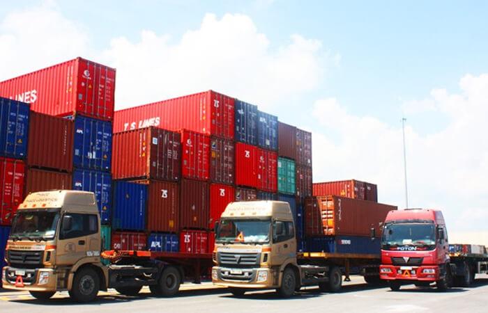 Xe tải chở được bao nhiêu khối
