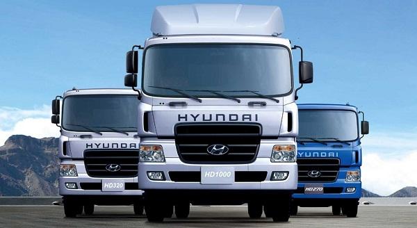 Trên thị trường có khá nhiều dòng xe tải chất lượng