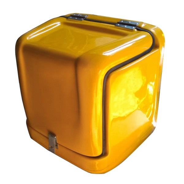 thùng chở hàng sau xe máy
