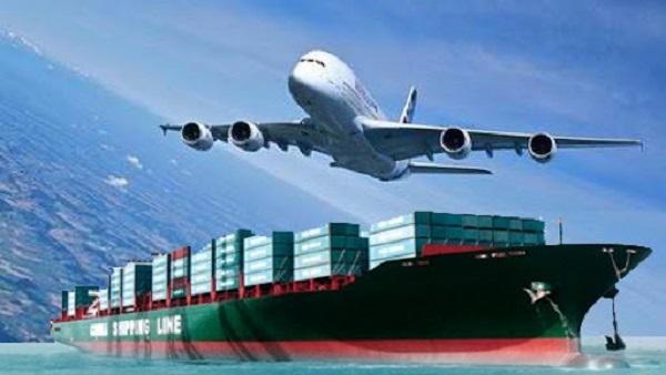 Vận tải đường hàng không kết hợp đường biển