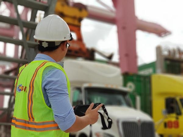 Nhân viên vận tải phải có kỹ năng chuyên môn vững vàng